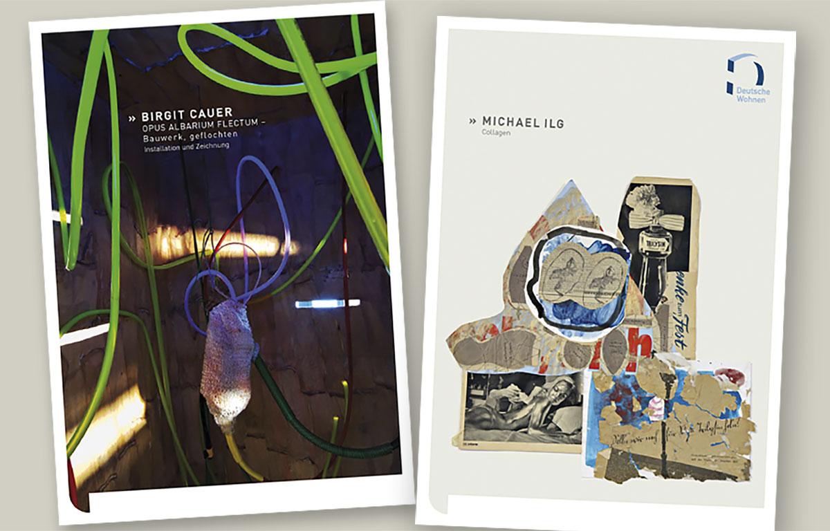 Einladung Michael Ilg und Birgit Cauer