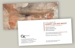 Einladung C&K Galerie