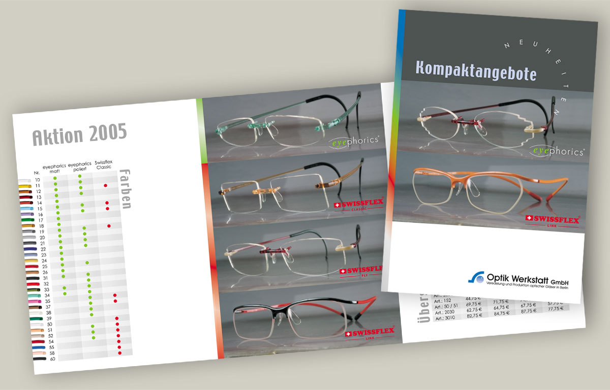 Flyer Optikwerkstatt