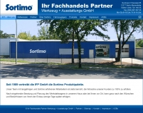 Website Sortimo Berlin